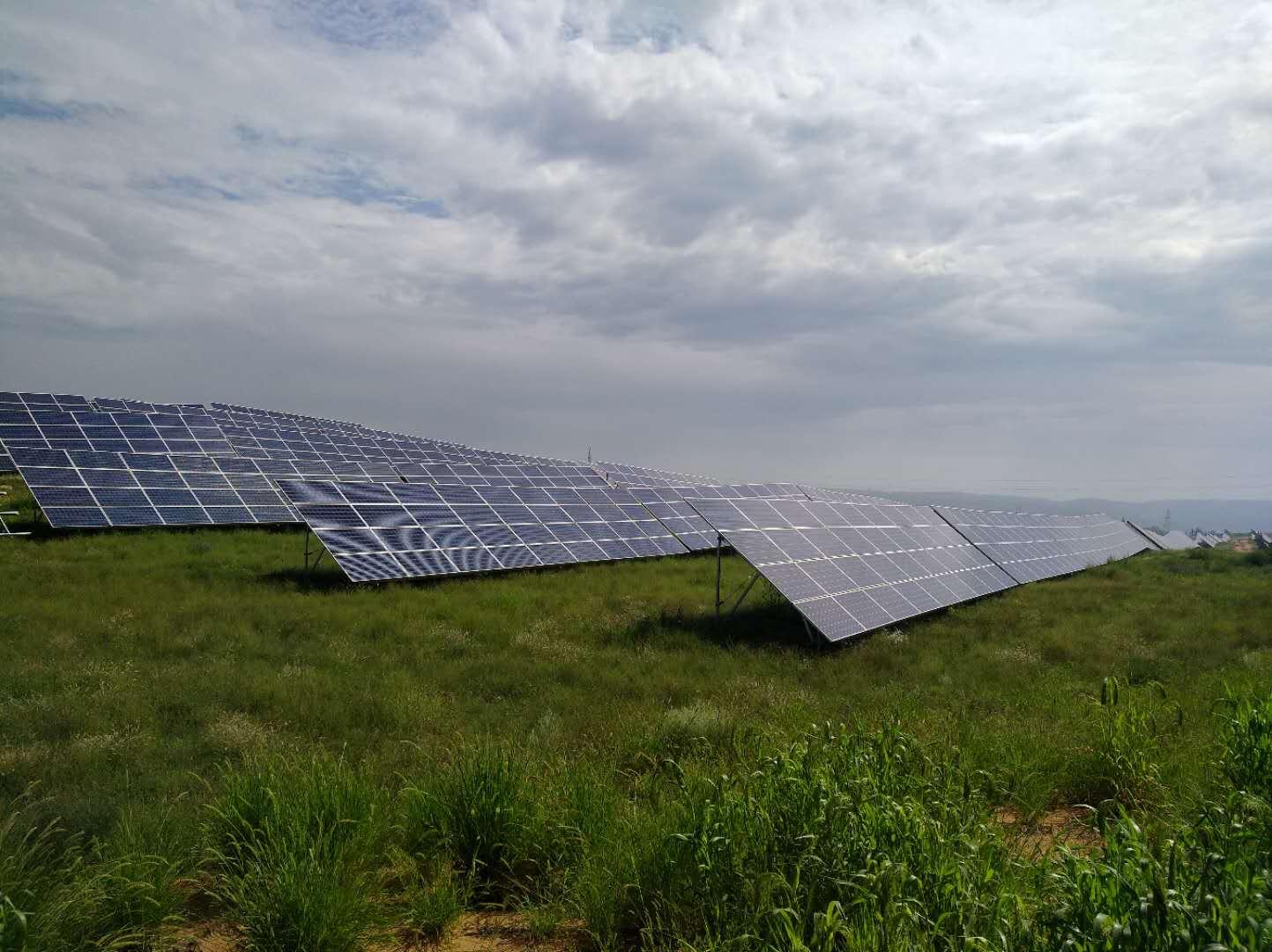 神木市錦綠苑現代農業發展有限公司2×20MW分布式光伏發電項目