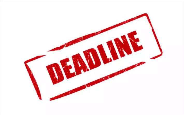 DeadLine 美国各大院校申请截止日期