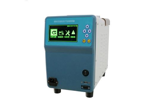 L-1004型便携式恒温恒流大气连续采样器