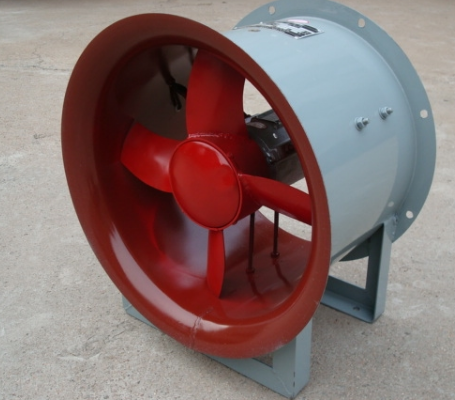 风机厂家生产的轴流风机