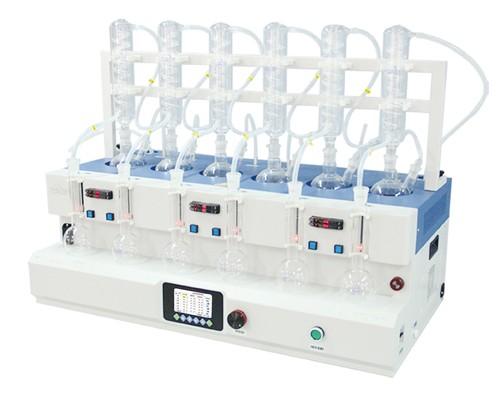 L-6000型 全自动智能蒸馏仪