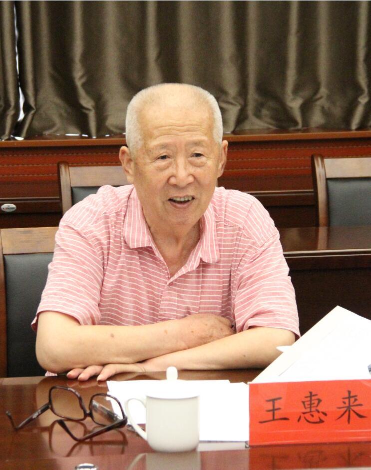 省民政厅民管局、省老年事业促进会与冀华党支部交流党建工作