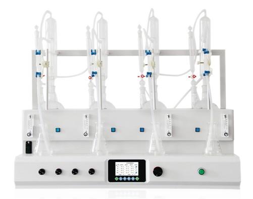 L-6000C型 二氧化硫残留量测定仪
