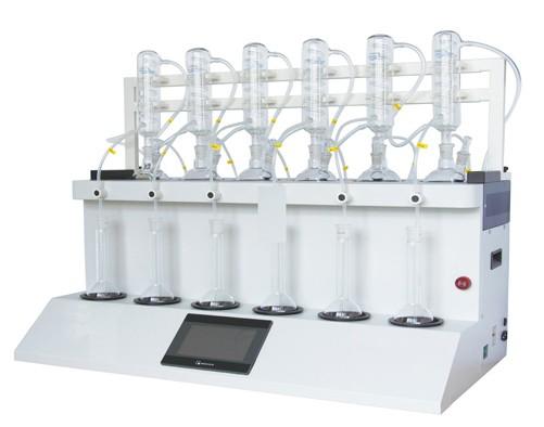 L-6000pro型全自动智能蒸馏仪