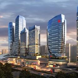 重庆沙坪坝铁路枢纽综合改造项目