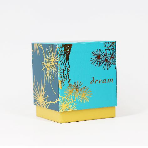 Gift box candle box