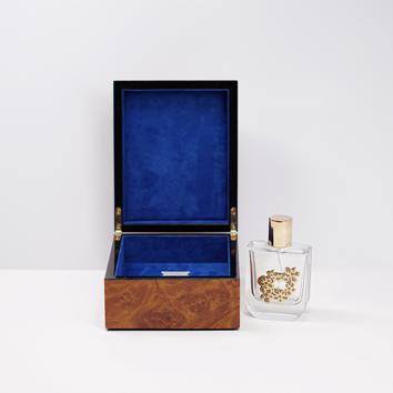 Perfume wooden box