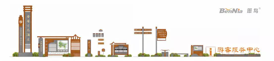 旅游景區標識系統建設解析,趕緊收藏!