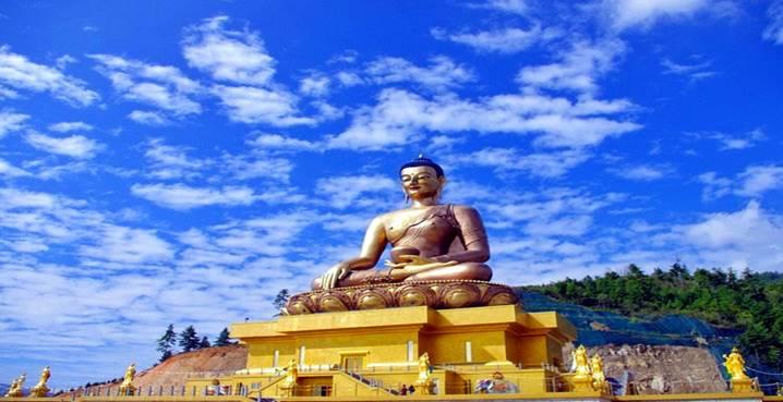 不丹6日幸福之旅