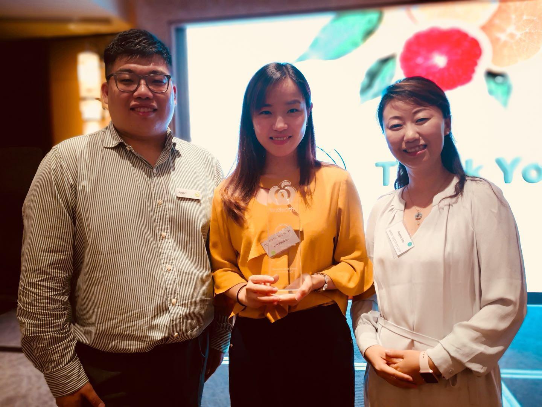 """金多多荣获Woolworths""""2018年度最具创新创意供应商""""大奖"""