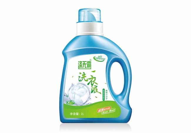 涤无霸多效洗衣液(植物小分子)