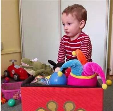 用玩具训练孩子的记忆力