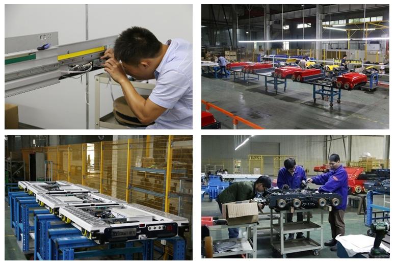 自动化产品生产线