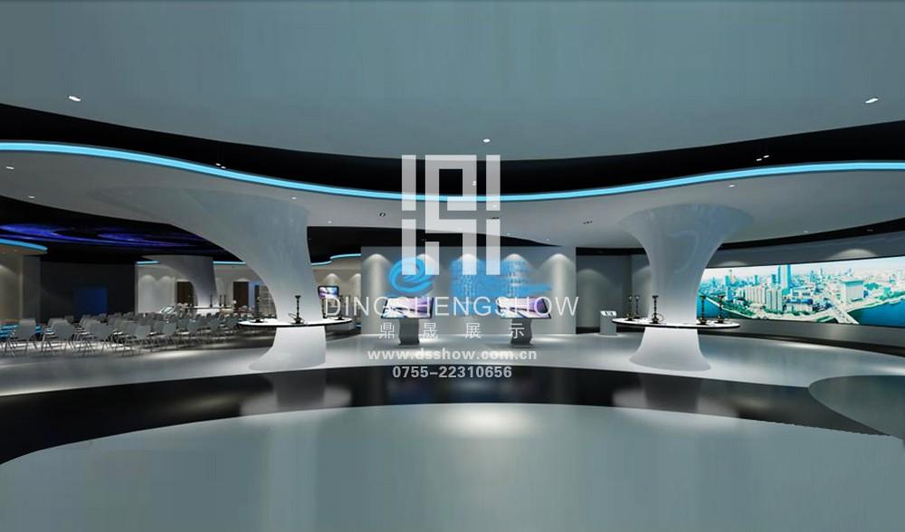 贵州大数据展示中心产业园展厅