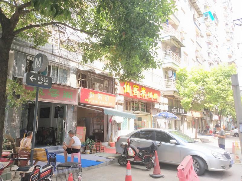 京汉大道餐饮酒楼急转