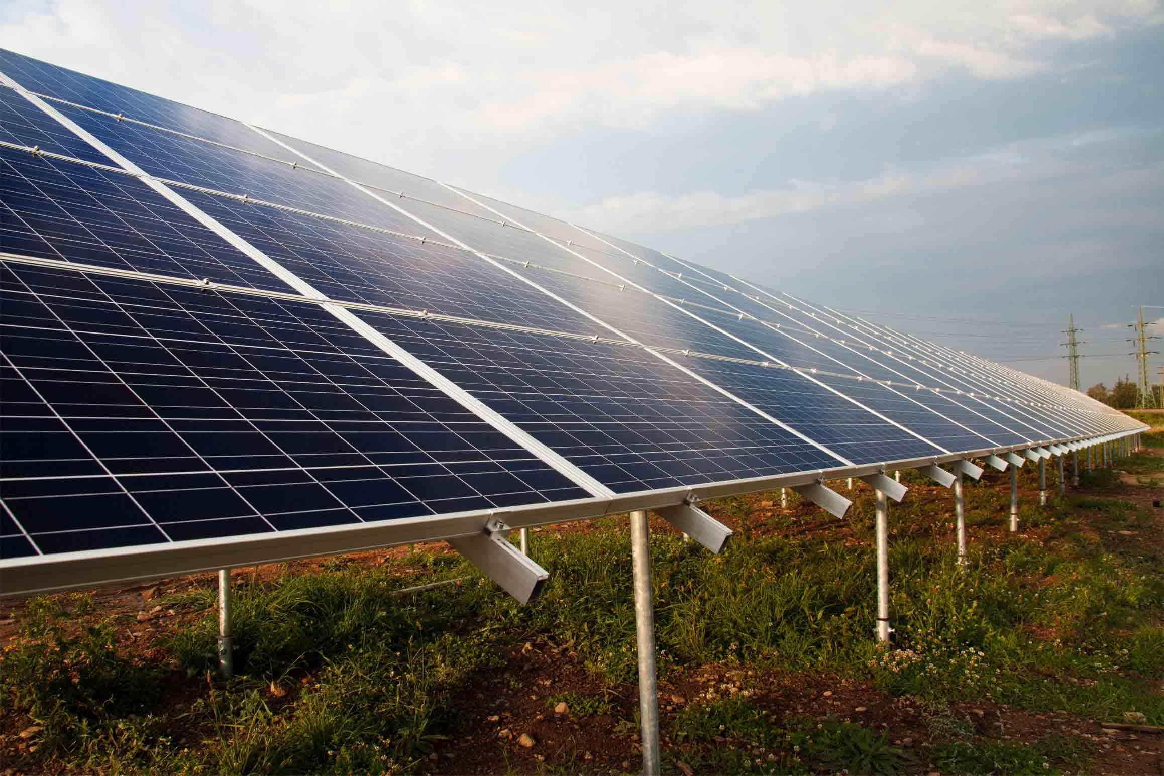 神木市天潤農業發展有限公司 20MWp分布式光伏發電項目