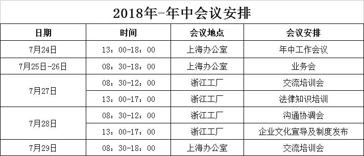 2018-年中会