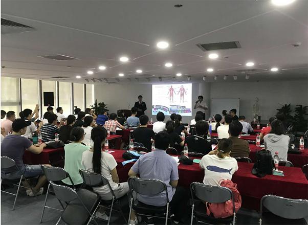 CKTT国际认证贴扎师培训-广州站