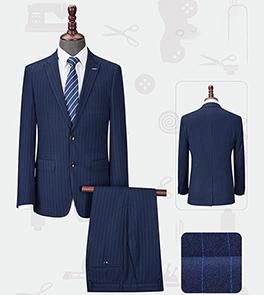 男韩版西服套装-LX-1288(定制)
