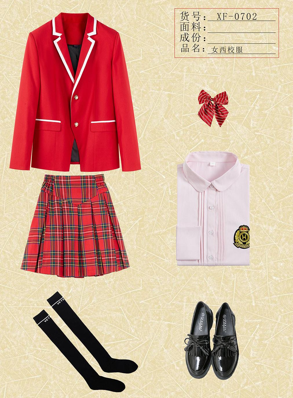 校服-012