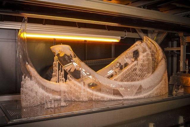 比利时即将展出 3D打印1860年发现的远古猛犸象