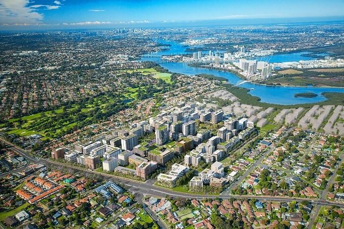 悉尼水岸豪宅——MELROSE PARK