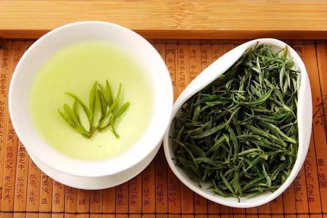 代谢组学分析揭示绿茶的代谢物和品质的变化
