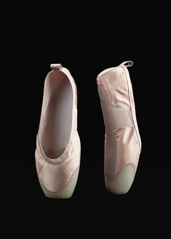 3D打印芭蕾舞鞋为舞者科学地保护双脚