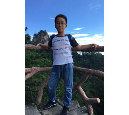 小提琴五级优秀考生-姜俊宇