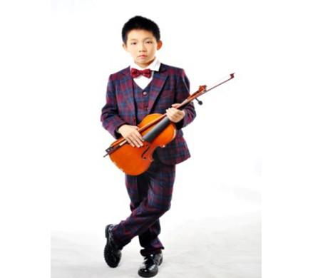 少儿歌唱十级优秀考生-林炳昊