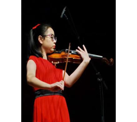 小提琴十级优秀考生-潘妍春