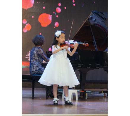 小提琴八级优秀考生-李紫睿