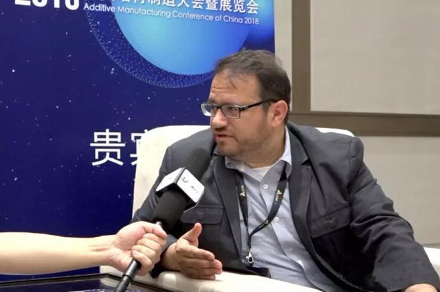 美国首席经济发展官尼克:重视3D打印产业 中外合作是必然趋势