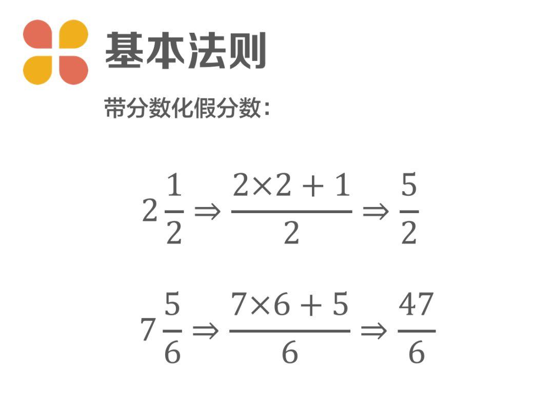 学完这节课,带分数的分数乘除,计算起来666