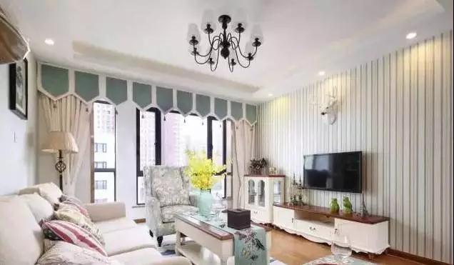 别墅设计,窗帘颜色应该如何选择和搭配?