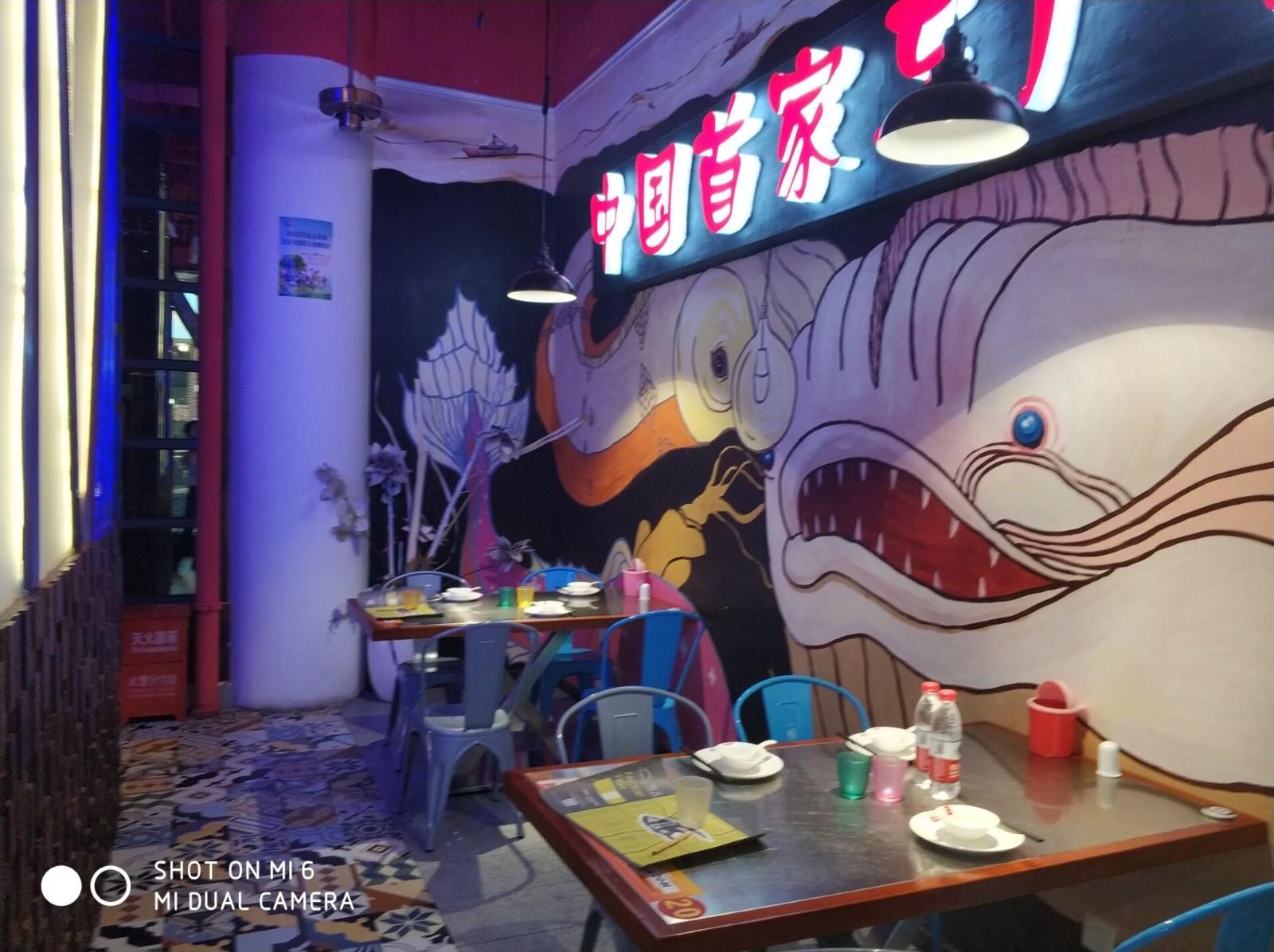 大型商场餐饮旺铺便宜转让!