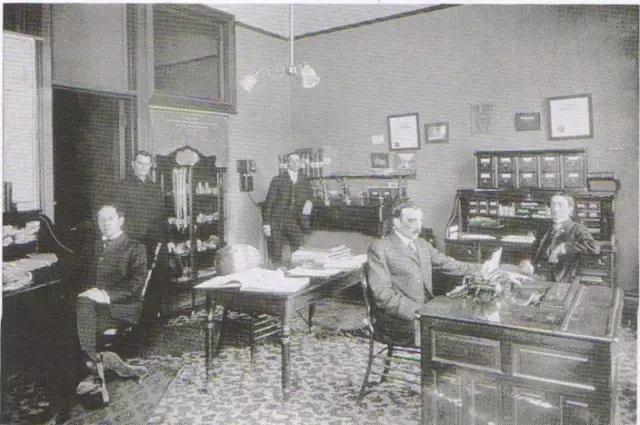 办公室设计的历史漫谈