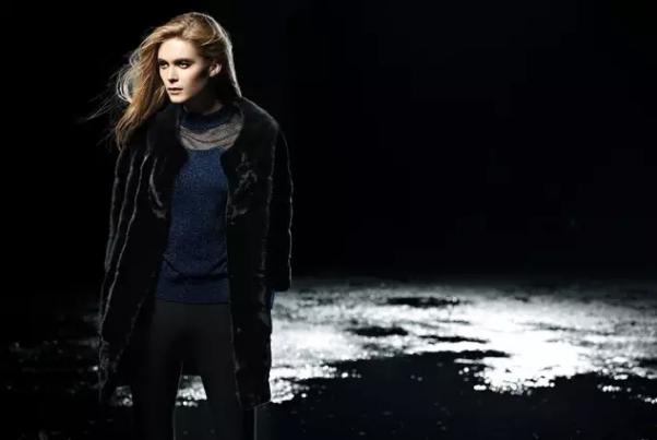 時尚攝影的用光方向及方法 ——暗調高反差