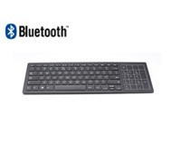 Bluetooth Touchpad Keyboard