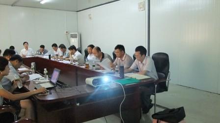 海南大广坝二期三个单位龙8国际平台入口通过验收