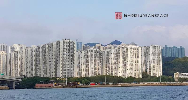 传习偶得 | 郭洁:香港沙田第一城(Sha Tin City One)社区——高强度开发的宜居社区借鉴