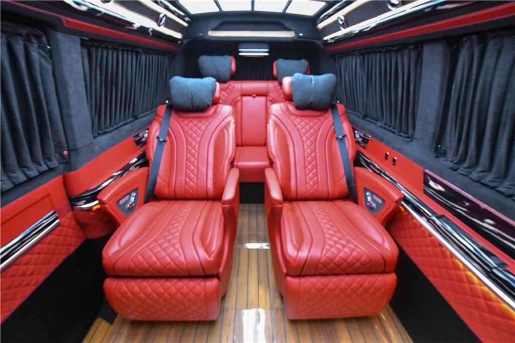 大众|T5迈特威改装四驱商务房车