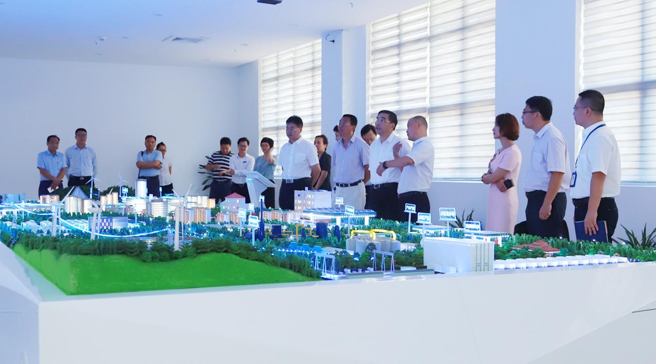 校企合作谋发展  协力共赢谱新篇——博阳/工程大构建产学研合作命运共同体