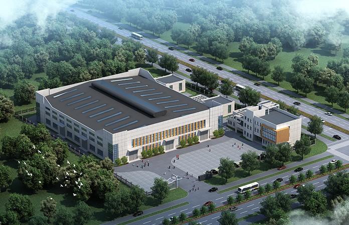 贵州黔东经济开发区白酒产业园标准化厂房(二期)5号厂房