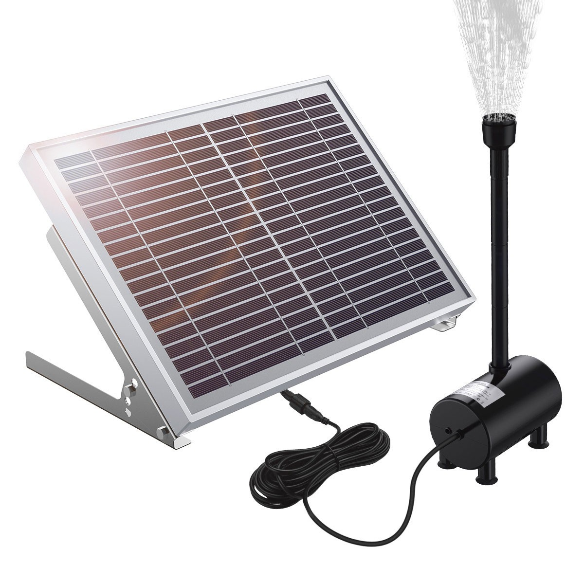 Poweradd Official Website Power Your Life Solar 2nd Edition Upgrades And Battery Bank Wiring Youtube Water Fountain Pump Kits For Garden Yard Pool