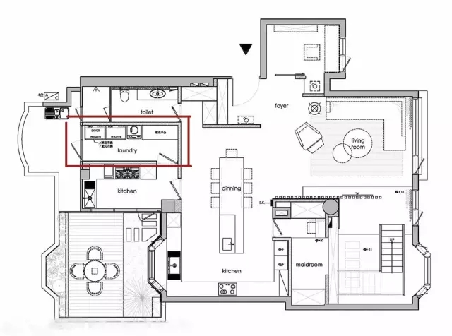 二百平方以上大宅,不要错过的这两点设计建议。