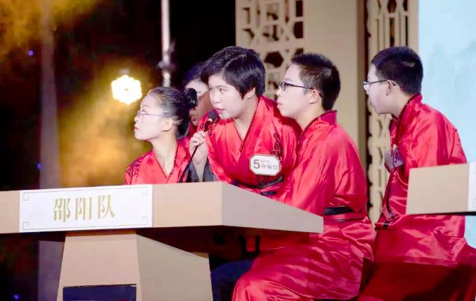 真棒!武冈市千赢国际app手机版学校初中部代表邵阳市参加