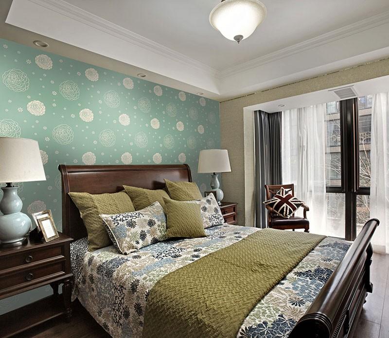 卧室 中式风格