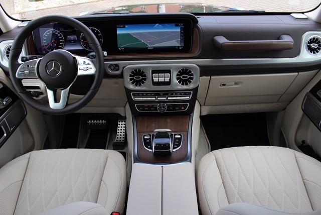 2019款奔驰G500震撼上市