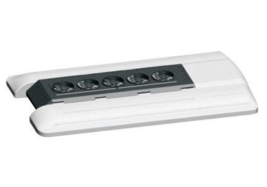 Pure electric ceiling air conditioner